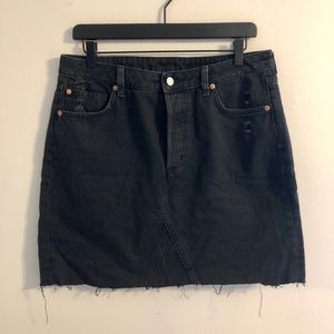 NWOT H&M Denim Skirt